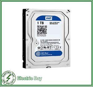 """WESTERN DIGITAL WD Blue 1TB 3.5"""" SATA Internal Desktop Hard Drive 7200RPM"""