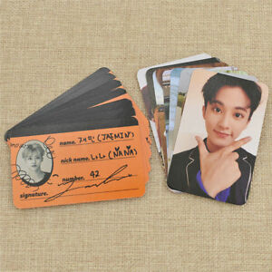 7-Pcs-Set-KPOP-NCT-DREAM-Album-We-Go-Up-Photo-Card-Paper-Signature-Photocard-NEW