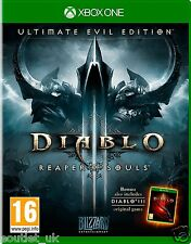 Diablo III: Reaper of Souls - Ultimate Evil Edition (Xbox One) BRAND NEW SEALED