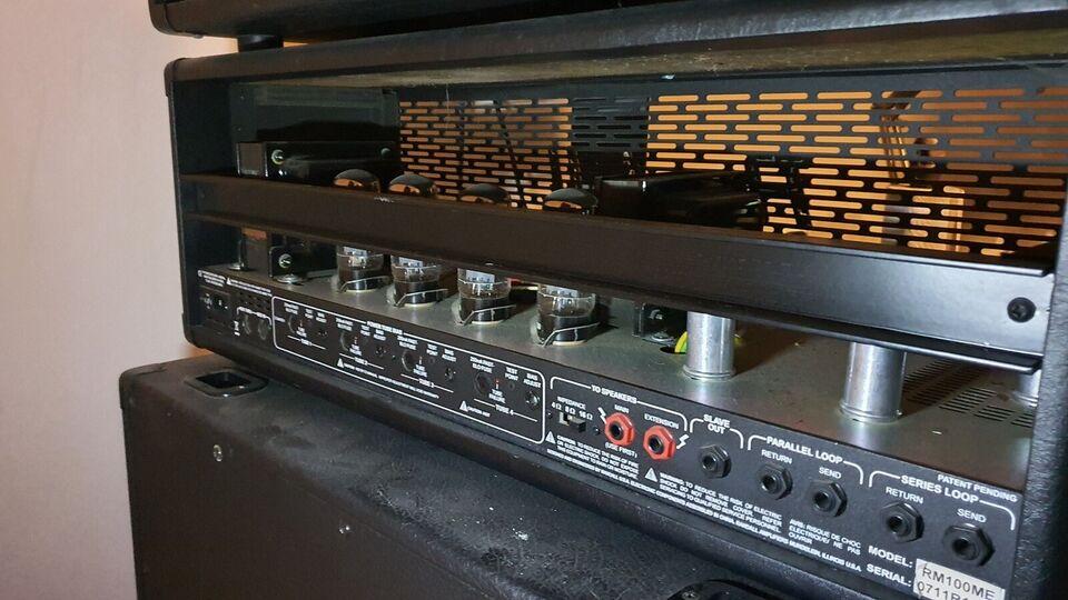 Guitartop, Randall Mts 100, 100 W