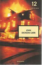 (John Dickson Carr) I classici del giallo n.12 2007 Mondadori 3 romanzi Omnibus