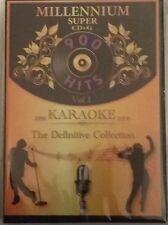 D.k. Millenium Karaoke supercdg Tomo 1 905 Canciones Gratis + Mp3 + G Disco