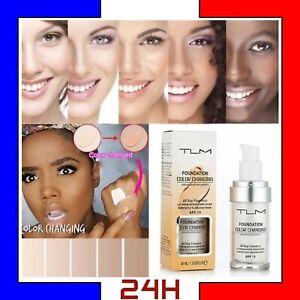 Fond-de-teint-Magique-sans-Defaut-TLM-Foundation-color-changing-30-ML-maquillage