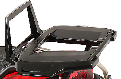 Moto Guzzi Breva V750 ie 2003-13 Black BY H/&B Tube Top Box Carrier