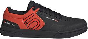 Five-Ten-5-10-Freerider-Pro-Mountain-Bike-Shoes-Black-Orange-Size-9