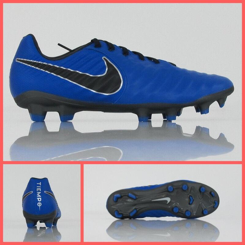 NIKE shoes football TIEMPO LEGEND 7 PRO FG AH7241 400 colour blueE november 2018
