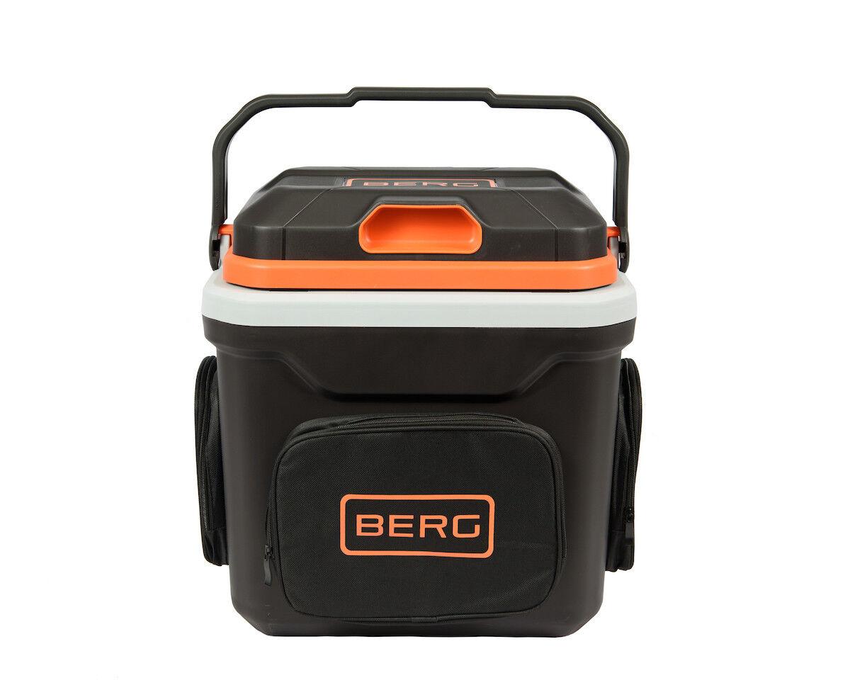 Grande Eléctrico Berg 24 Litros Refrigerador Frío Cálido Caja Camping Playa