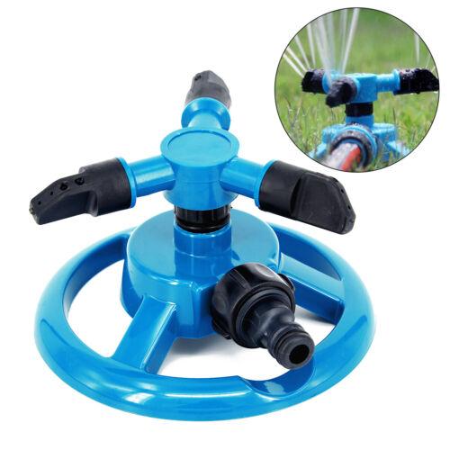 Garten Sprinkler Automatische 360 Grad Rotierende Rasen Wasser Sprinkler 3 Arm