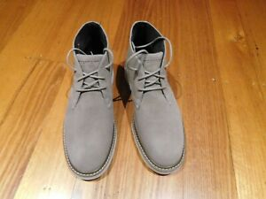Rockport-Mens-Suede-Boots-Size-8-5UK-Beige-Colour
