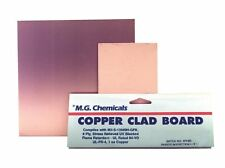 """MG Chemicals 580 Copper Clad Prototyping Board with 1 oz Copper, 1/16"""", 48""""x 36"""""""