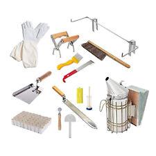 14pcs Stainless Steel Beekeeping Equipment Tools Set Bee Hive Smoker Brush
