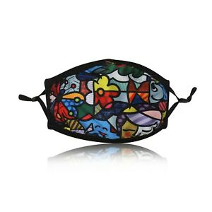 Multi-Funky-Ladies-Cotton-Face-Mask-Washable-Reusable-Adjustable-Double-Layer