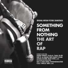 OST-SOMETHING FROM NOTHING: THE ART OF RAP (MOVIE)-JAPAN CD E78