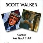 Stretch/We Had It All by Scott Walker (CD, May-1997, Beat Goes On)