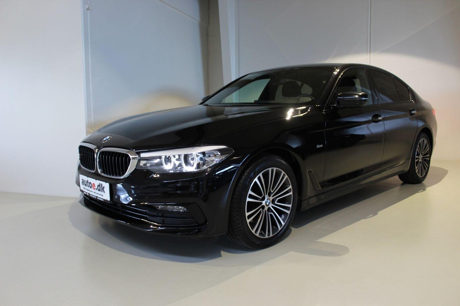 BMW 520d 2,0 aut. 4d - 439.800 kr.