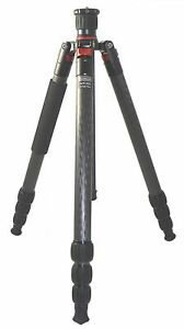 Desmond-DCF-432-Traveller-Tripod-Legs-4-Section-72-034-Height-Carbon-Fiber-Fibre