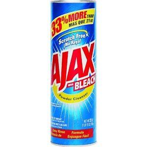 12 Pack Ajax 28 Oz Powder Cleaner Stain Remover W/Bleach ...