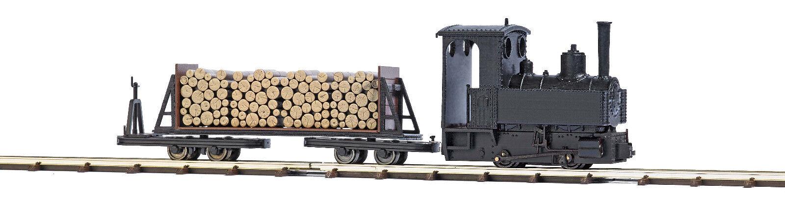 Busch 12011 campo treno start con locomotiva Spur h0f Nuovo/Scatola Originale