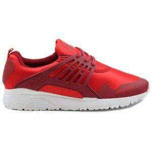 Kangaroos-Mens-Sneakers-Runaway-ROOS-006-Flame-Red-Red