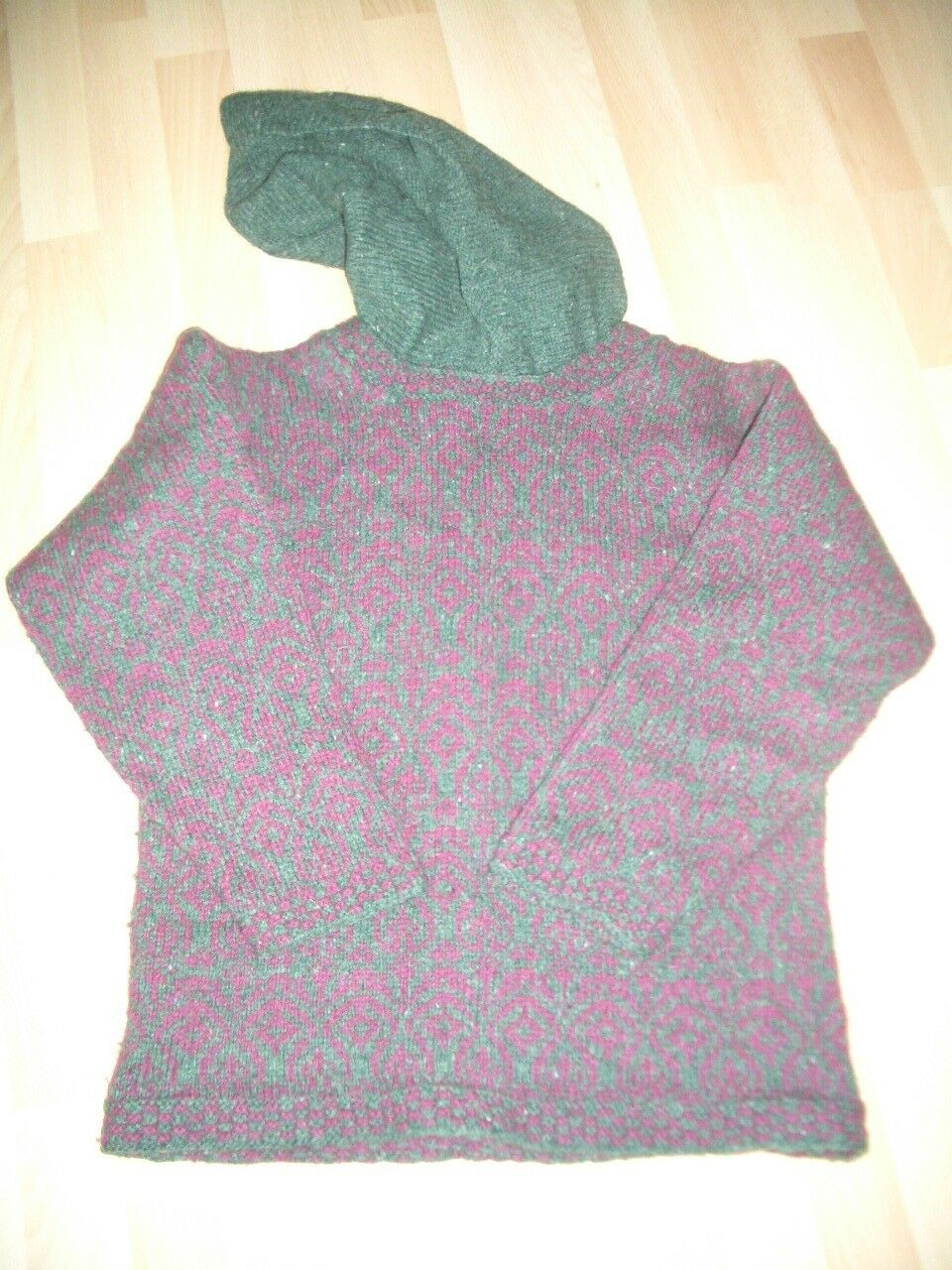 Ladies Alice Starmore Sample Knit Size S M