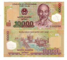 Vietnam 10.000 10000 dong   2007  FDS UNC pick 119b  lotto 4045