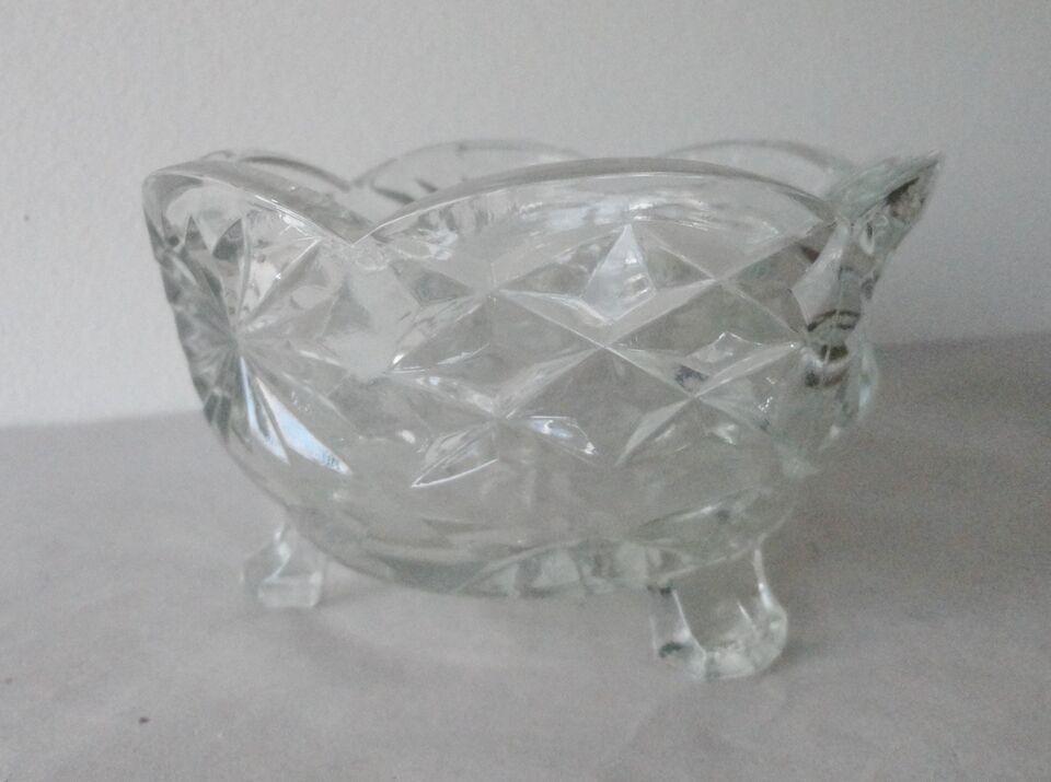 Glas, SKÅL, ART DECO