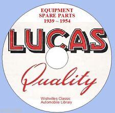 LUCAS parti informazioni DVD 1939 ~ 1954