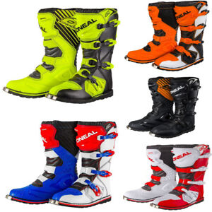 Details about Oneal Boots Motocross Enduro Trail CRF XR CR YZ KX RM YZF KTM XCF SX KXF RMZ DRZ