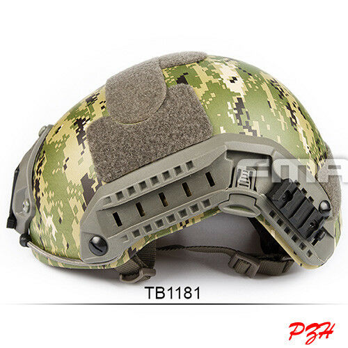 FMA MH Type  Maritime Helmet AOR2 TB1181-M L, L XL For Airsoft Paintball  sale online save 70%