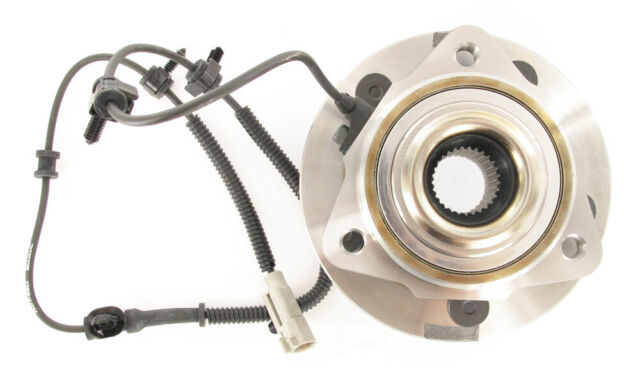 Wheel Bearing and Hub Assembly Front SKF BR930634