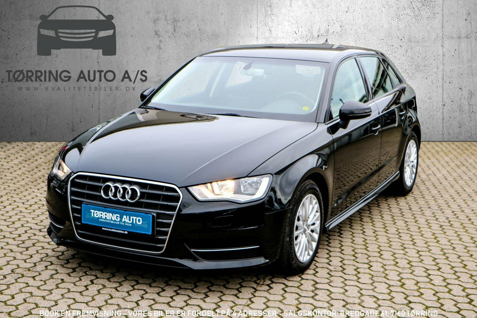 Audi A3 1,6 TDi 110 Ultra Attraction SB 5d