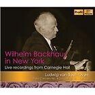 Wilhelm Backhaus In New York: Beethoven (2009)