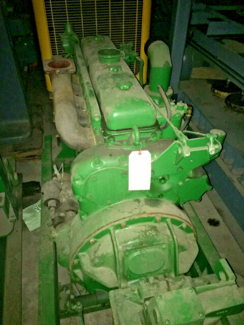 6-71 Detroit Diesel Power Unit