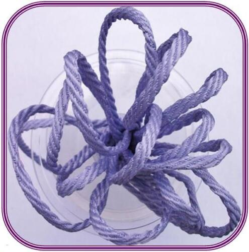 5mm Berisfords Barley Twist Rope Cord Choose your Colour and Length Free Post