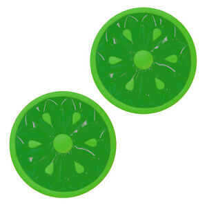 Swimline-60-Inch-Inflatable-Heavy-Duty-Swimming-Pool-Lime-Slice-Float-2-Pack