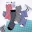 Hommes-Femmes-Hip-hop-coton-Streetwear-Skateboard-Nouveaute-Chaussettes-Unisexe-Plaid-Hosiery miniature 10