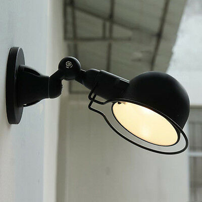 Wall Light Mechanical Arm RH Loft Wall Lamp Vintage Folding Wall Fixtures Sconce