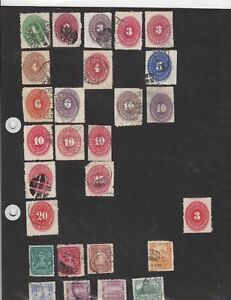 mexico  stamps ref 12004