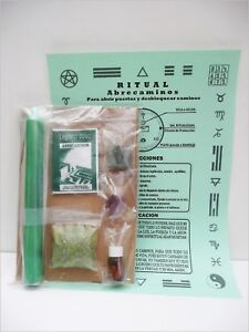 Abrecaminos Kit Rituel- Road Ouvre Spell Kit y8jvIo22-09164524-664695200