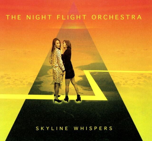 THE NIGHT FLIGHT ORCHESTRA skyline whispers (CD album) hard rock, classic rock