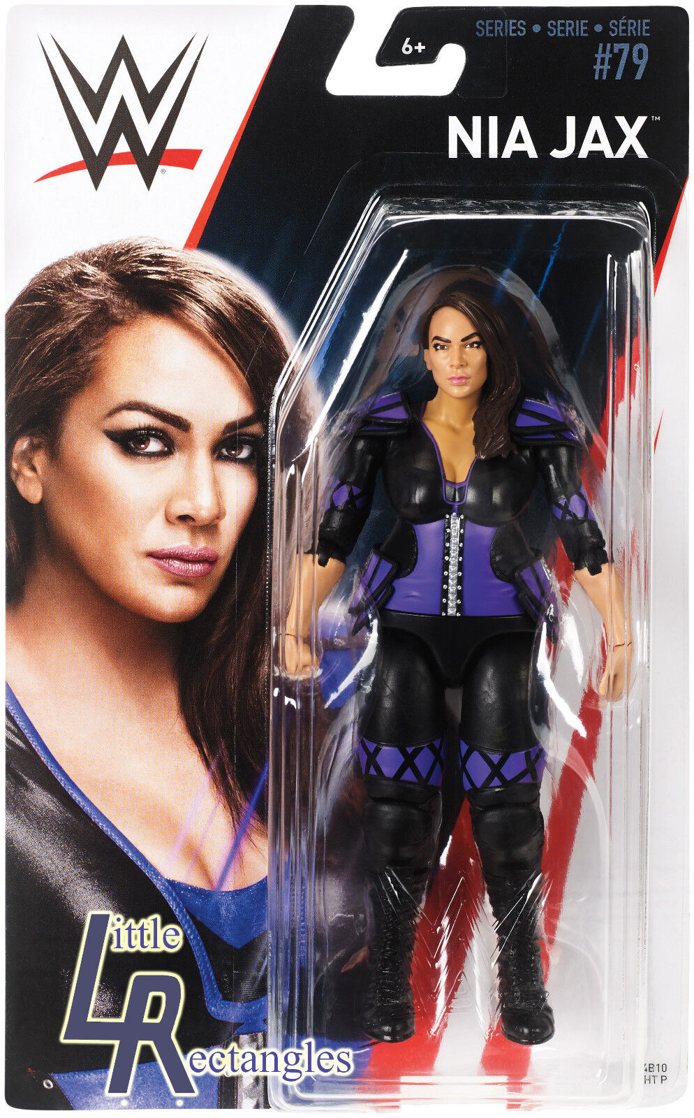 Vous bonne êtes en bonne Vous santé pour la nouvelle année. WWE FIGURES-Basic Series 79-Mattel-BRAND NEW-Sealed 05b89e