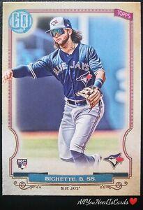 Bo Bichette Rookie Card 2020 Topps Gypsy Queen RC #17 Toronto Blue Jays Baseball