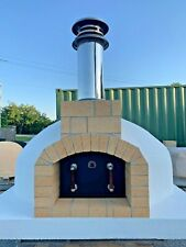 Wood Fired Pizza Oven 43 Fire Brick Oven 6 Insulation