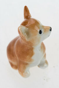 Pets Miniature Puppy Ceramic Dogs Collection Cute Fugurine Decor Souvenir Gift