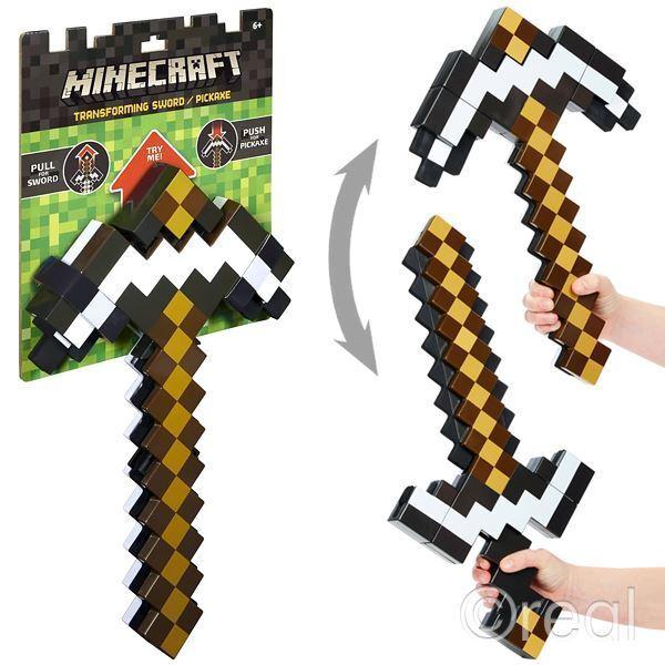 Minecraft 2 In 1 Transformierendes Schwert Uk Import Gunstig Kaufen