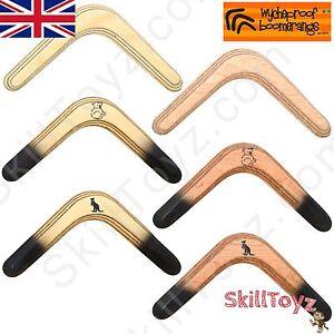Wycheproof Boomerangs Genuine Hand Made Australian Wooden Boomerang - UK SHOP