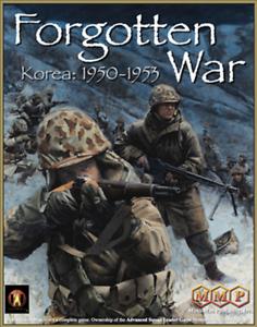 ASL Forgotten War – Korea 1950-1953 MMP Advanced Squad Leader NISW Fast Shipping