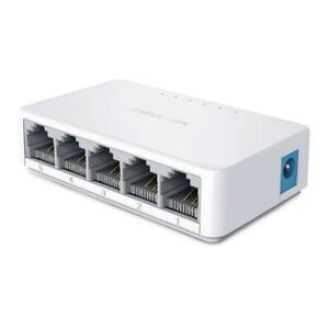S105C-5-Port-Desktop-Ethernet-Network-Switch-10-100Mbps-LAN-Hub-Splitters