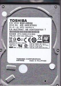 Toshiba-MQ01UBB200-AZA-AA00-AY000U-HDKFD00AYA31-T-pcb-G003309A-2TB-USB-3-B15-25