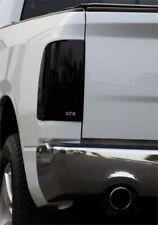 For 09-13 Dodge Ram 1500 Truck GTS Acrylic Smoke Headlight Covers Protection Pr